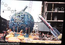Original Slides 1962 German Von Steuben Day Parade New York Destination Moon