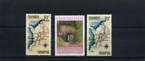 TRAINS OF ANTIOQUIA- ATLANTICO  {2 color}   COLOMBIA