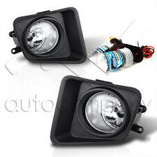 14-15 Toyota Tundra Fog Light w/Wiring Kit & HID Conversion Kit - Clear