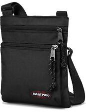 Eastpak Umhängetasche Schultertasche Bag Freizeit Tasche »Rusher« Black Schwarz