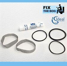 A961698NU Ideal Standard Idealux escutcheon O ring x 2  Hot  Cold filter set