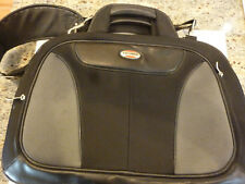 """Toshiba Branded Black 13"""" 13.3"""" Laptop, Notebook, Tablet Case Sleeve Checked Bag"""