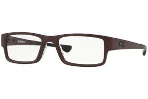 New Authentic Oakley Airdrop 8046-1157 Copper  Bronze Satin Eyeglasses 57-18-143