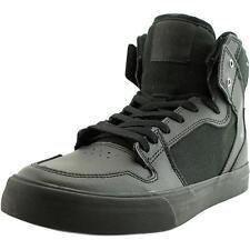 Supra Vaider Men US 7 Black Sneakers