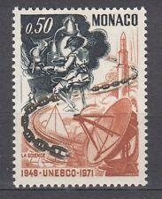 TIMBRE  MONACO NEUF N° 856 * UNESCO LA SCIENCE