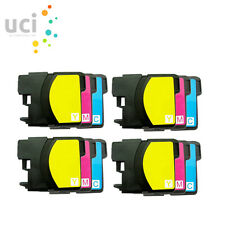 12 colour Ink Cartridge For Brother LC985 DCP-J125 DCP-J140W DCP-J315W DCP-J515W