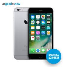 Apple iPhone 6s 16GB Grigio siderale Originale Garanzia 12 mesi - Ricondizionato