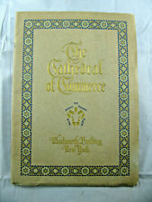 """The Woolworth Building, N.Y,  """"Cathedral of Commerce""""  booklet, 1916"""