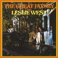 LESLIE WEST - THE GREAT FATSBY  CD NEU