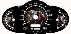 Harley Davidson V Rod VRSCA, VRSCB Fit 07-13  Woodland Grim