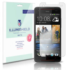 iLLumiShield Matte Screen Protector w Anti-Glare/Print 3x for HTC One Mini