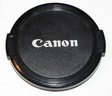 Front Lens Cap Canon 58mm vintage used, snap on type