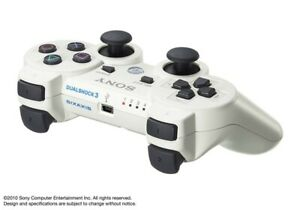 PS3 controller Wireless DUALSHOCK 3 Classic white/PlayStation 3 Japan