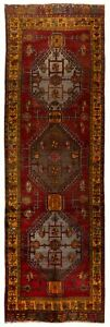 4.8x14.5 Ft Vintage Central Anatolian Village Rug