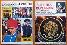 Domenica del Corriere - Anno 70 - n. 8 - 20 febbraio 1968