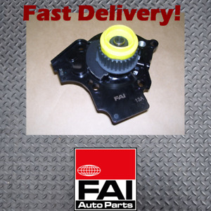 FAI Water pump fits Audi CDNA A4 B8