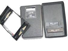 Rolleiflex SLX 6000 System Rollei 4.5x6 120/220 Film Back ** mint