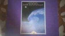 Puzzle Educa « La Vague Bleue » 1000 Pièces  Très Bon Etat