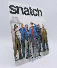 SNATCH - Lenticular 3D Flip Magnet Cover FOR bluray steelbook