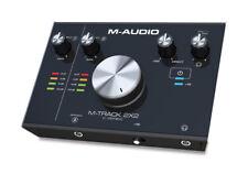 M-Audio M-Track 2X2 USB Audio Interface (NEW)