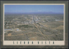 America Postcard - Aerial View of Sierra Vista, Arizona      RR3859
