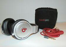 Beats by Dr. Dre Pro Headband Headphones Aluminum/Black with Bag