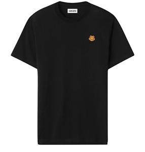 KENZO Men's Tiger Crest T-Shirt In Black