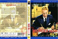 Wonder Man 1945  - UK Compatible  Danny Kaye, Virginia Mayo, Vera NEW SEALED