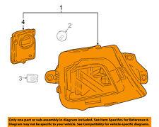 Cadillac GM OEM XTS Daytime Running Light Fr-Daytime Run Lamp Right 23350720
