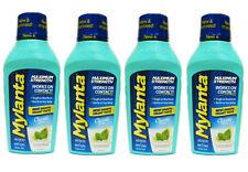 4 PACK Mylanta Max Strength Antacid Anti Gas Heartburn 12oz 819903010289YN