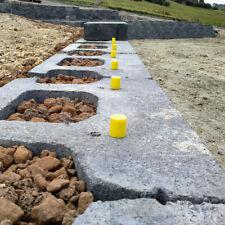 """10 Keystone Retaining Wall Straight Pins 5.25"""" x .5"""""""