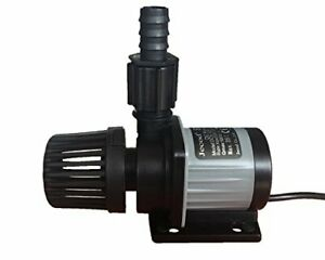 DCS-1200 DC Water Pump 320GPH 4.9ft for Marine Reef Tanks Sump Skimmer Protein