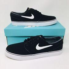 *NEW* Nike Stefan Zoom Janoski (Men Size 13) Canvas Skate Sneakers Black Shoes