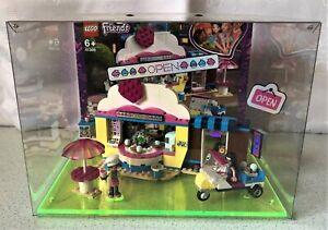 Vitrine display Lego Friends lumineuse réf 41366 très bon état