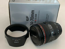 Canon EF 24-70mm F/4 USM Lente Excelente Estado L IS