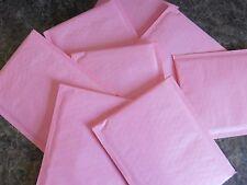 20 Light Pink 6 x 10 Kraft Bubble Mailer Self Seal Envelope Padded Mailer