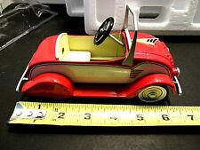 Hallmark 1999 Kiddie Car Classics 1934 Garton Chrysler Airflow w/box