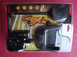 New sealed Sirius XM JVC Wireless FM Modulator Car Kit KS-K6002