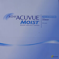 1 DAY ACUVUE MOIST for ASTIGMATISM      90er-Sparpackung