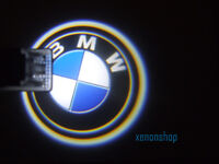 2 MODULES D'ÉCLAIRAGE À LED PROJECTIVE LOGO POUR BMW E46 E60 X1 X3 X5 X6