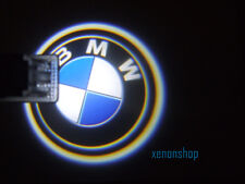 2 MODULES D'ÉCLAIRAGE À LED PROJECTIVE LOGO POUR BMW Série 1 E81 E82 E87 E88
