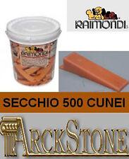 ARCKSTONE NOVITA! R.L.S.  RAIMONDI LEVEL LEVELLING SYSTEM KIT secchio 500 Cunei