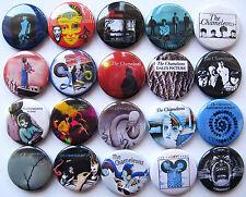 THE CHAMELEONS Button Badges Pins Script of the Bridge Strange Times Lot of 20