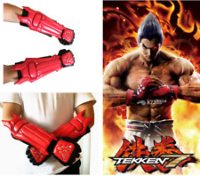 1 Pair Tekken 7 Boxing Glove Jin Kazama Cosplay Prop Fist Weapon Boxglove Combat