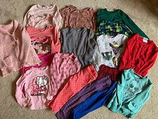 Large Bundle Of Girls Autumn/Winter Clothes, Age 5, 5-6. NEXT