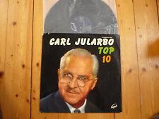 Carl jularbo Top 10 Eberhardt jularbo/CUPOL LP (LP 9/30) RAR!