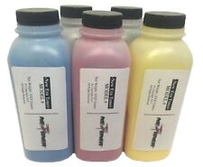 (5 x 150g) 5 Color Toner Refill for Xerox Phaser 6280, 6280DN, 6280N + 5 Chips