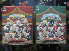 Tales of Series Tales of Friends Acrylic badge set 1 & 2 *like new*