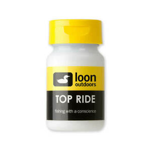 Loon Top Ride Powder Floatant - Dry Fly Fishing