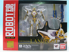 Robot Spirits Code Geass Lelouch of the Rebellion Lancelot Action Figure Bandai